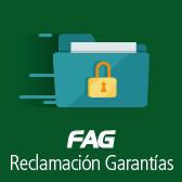 Enlace a Fag Reclamación de garantías