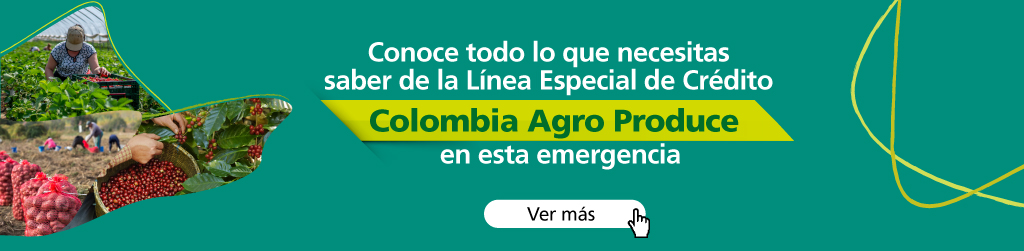 Colombia Agro produce