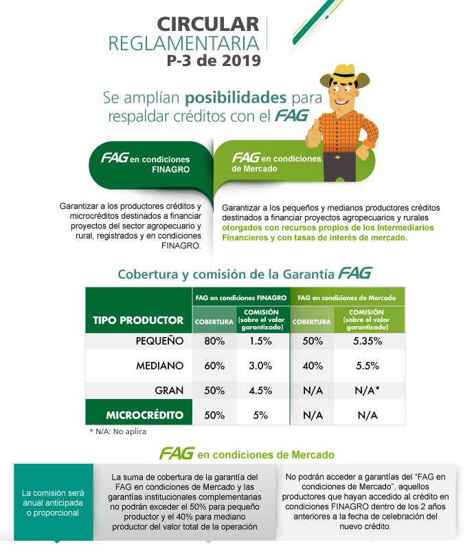 Circular Reglamentaria P-3 2019