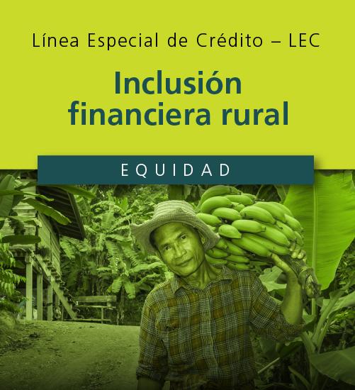 Inclusión Financiera Rural