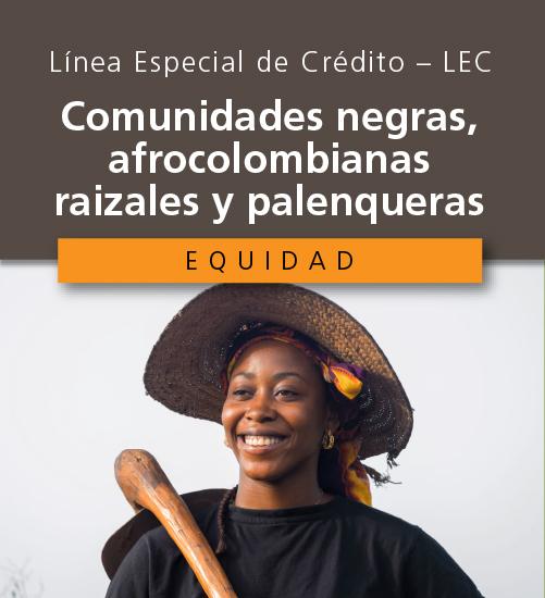 Comunidades negras, afrocolombianas, raizales y palenqueras