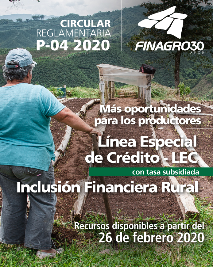 LEC Inclusion Financiera Rural