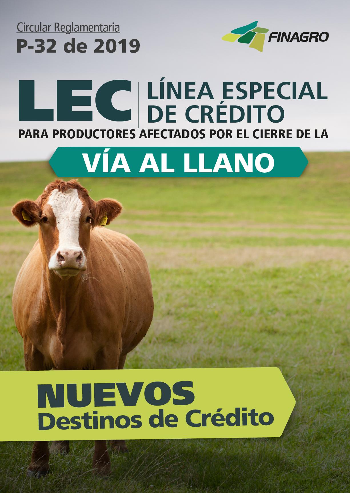 LEC Cierre Via al Llano